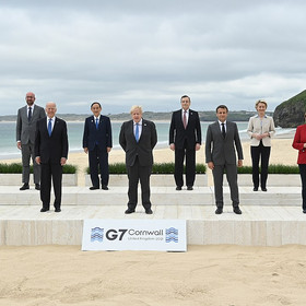 """The 2021 """"Build Back Better World"""" G7 Summit: Global Recovery or Power Rivalry?"""