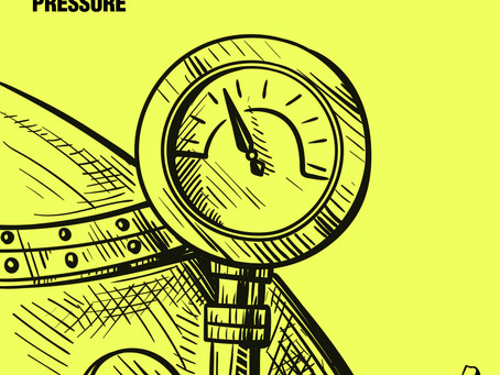 Pressure. Out Now!