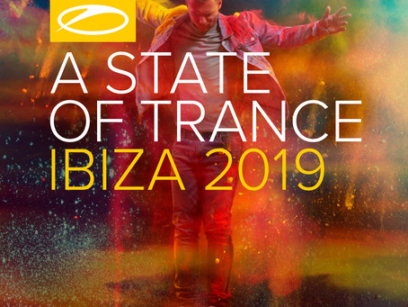 'Pressure' included in Armin Van Buuren's A State of Trance Ibiza 2019 compilation