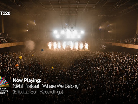 'Where We Belong' supported by Above & Beyond, Kyau & Albert and more...