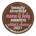 BSL - Mama _ Baby Awards - Editors Choic