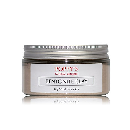Bentonite Clay with Organic Hibiscus, Neem and Turmeric 110g
