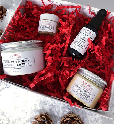 Luxury Face and Body Gift Set