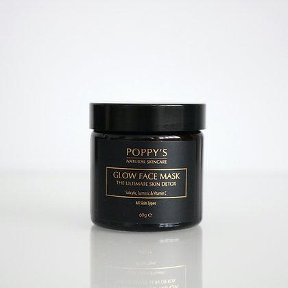 Glow Face Mask | Salicylic, Turmeric & Vitamin C
