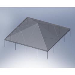 40' x 40' Canopy