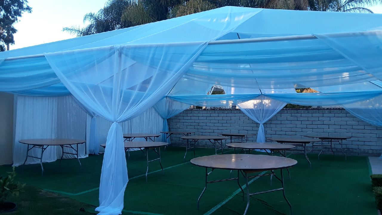 Canopy with Beautiful Design