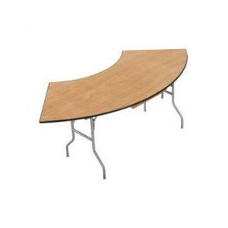 Serpentine Table 6', 8