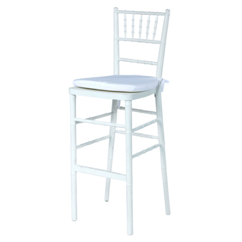 Chiavary Bar Stool White