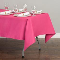 Rectangular Tablecloth Fuchsia