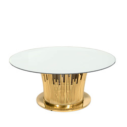 Divine Round Table Gold