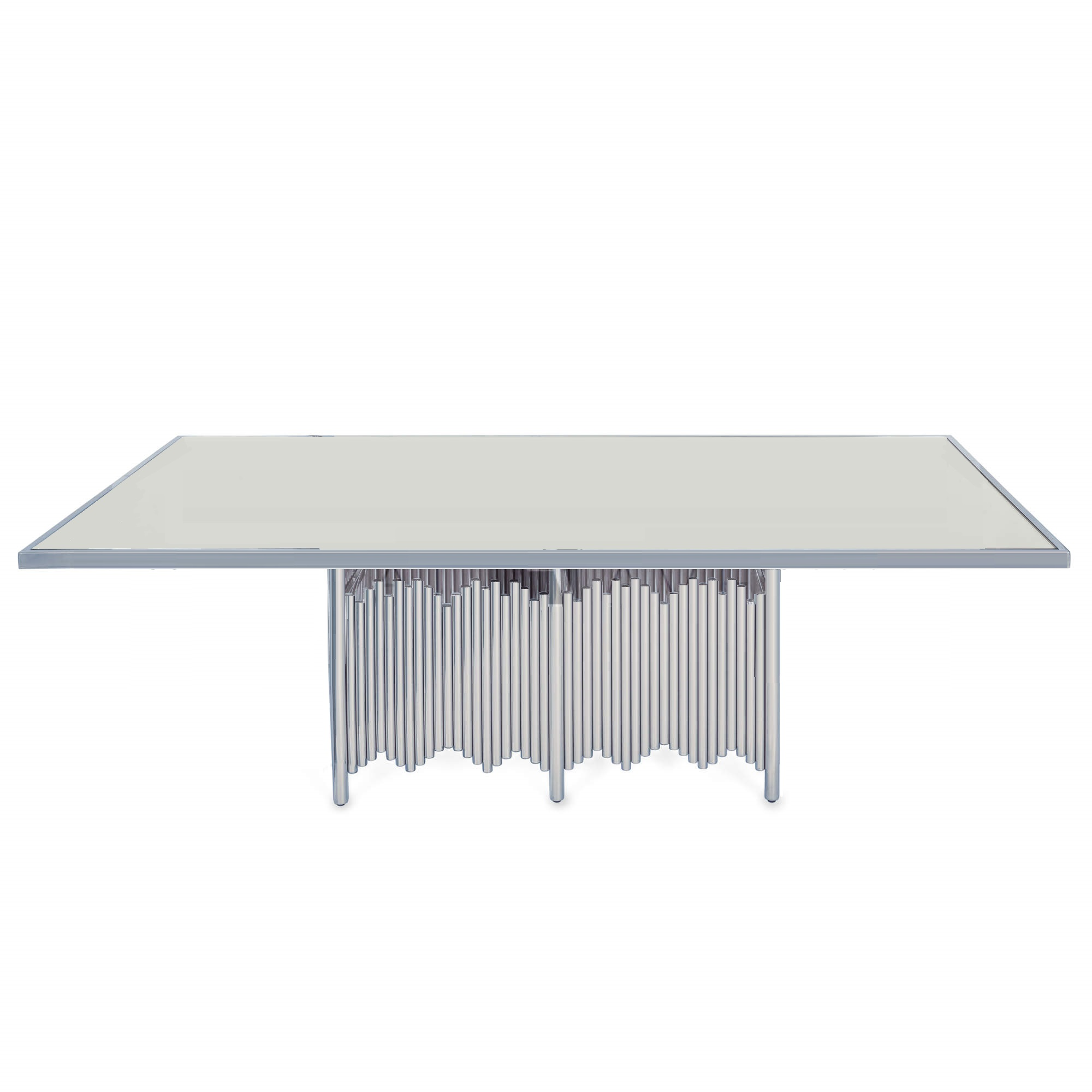 Devine Dinning Table Silver