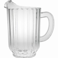 Plastic Water Pitcher 62 oz