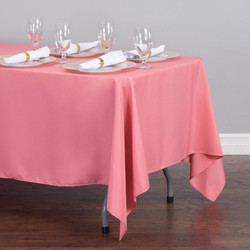 Rectangular Tablecloth Strawberry Ice