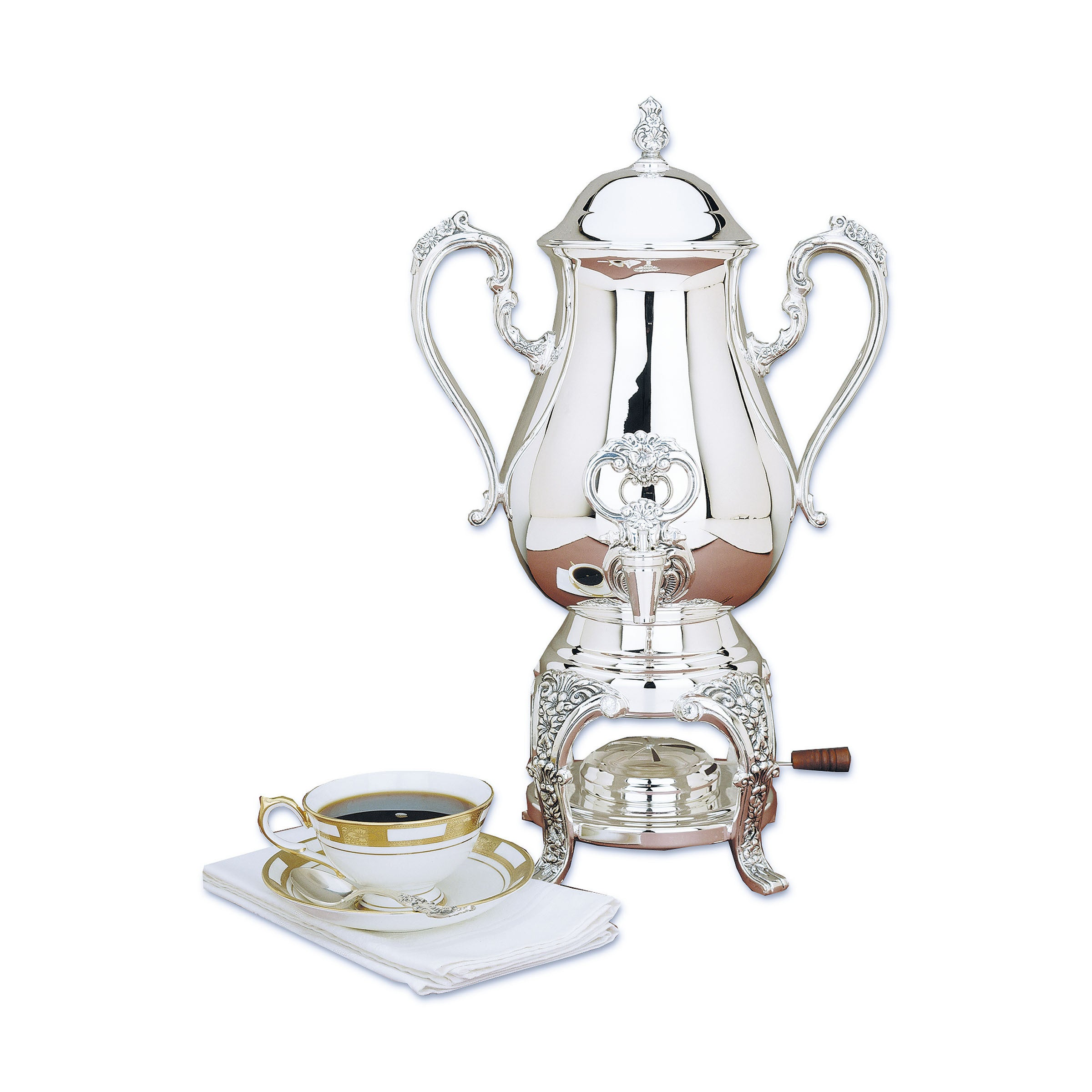 Silver Coffee Urn Antique