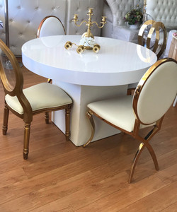 Round Table White..