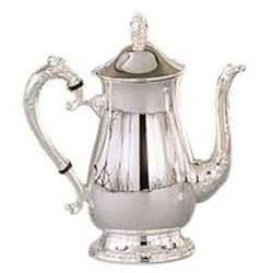 Silver Coffee Pourer