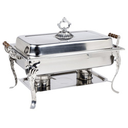 Chafing Dish with Design