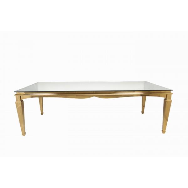 Washington Table Gold