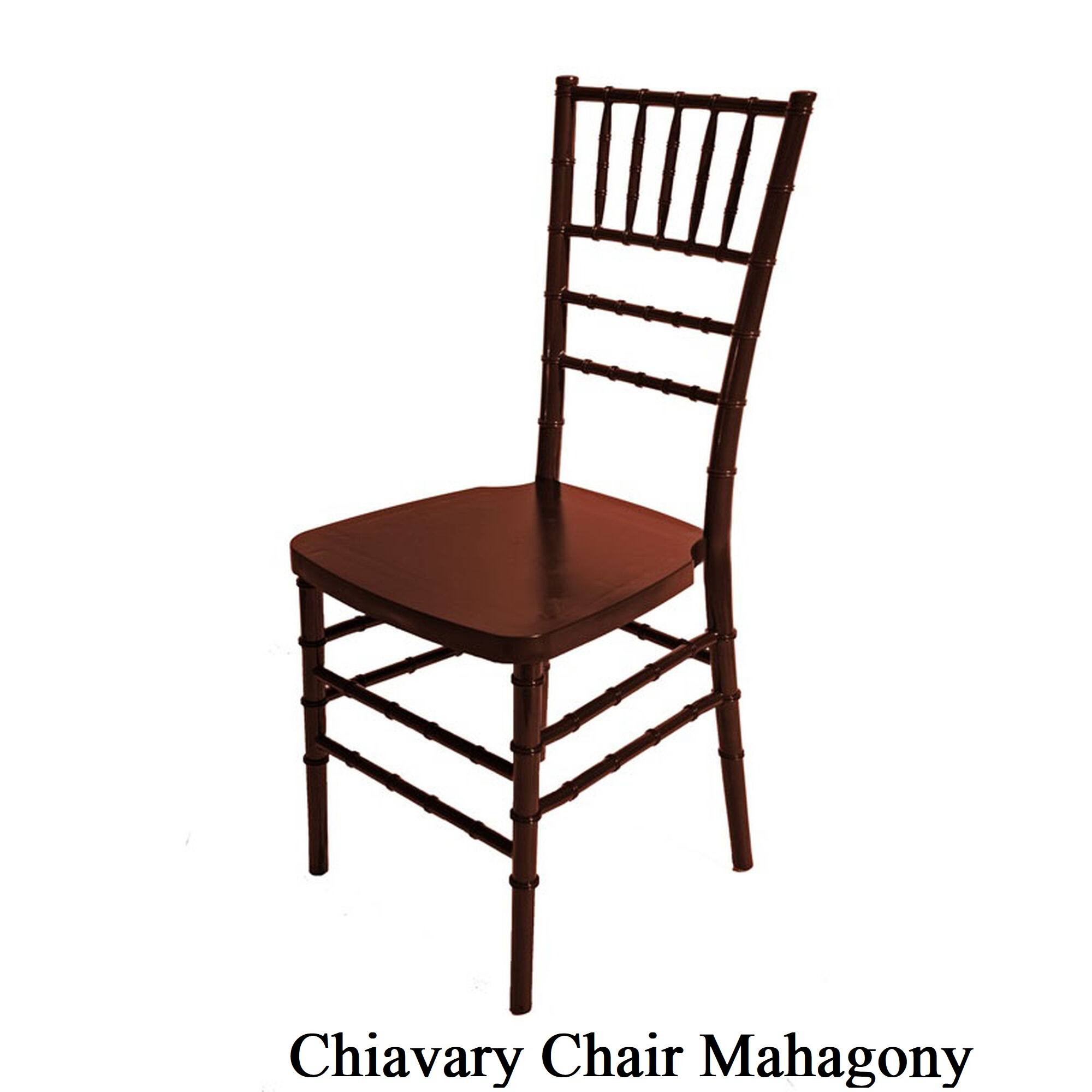 Chiavary Chair Mahagony