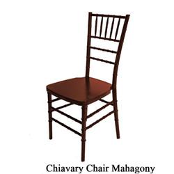 Chiavary Chair Mahagony