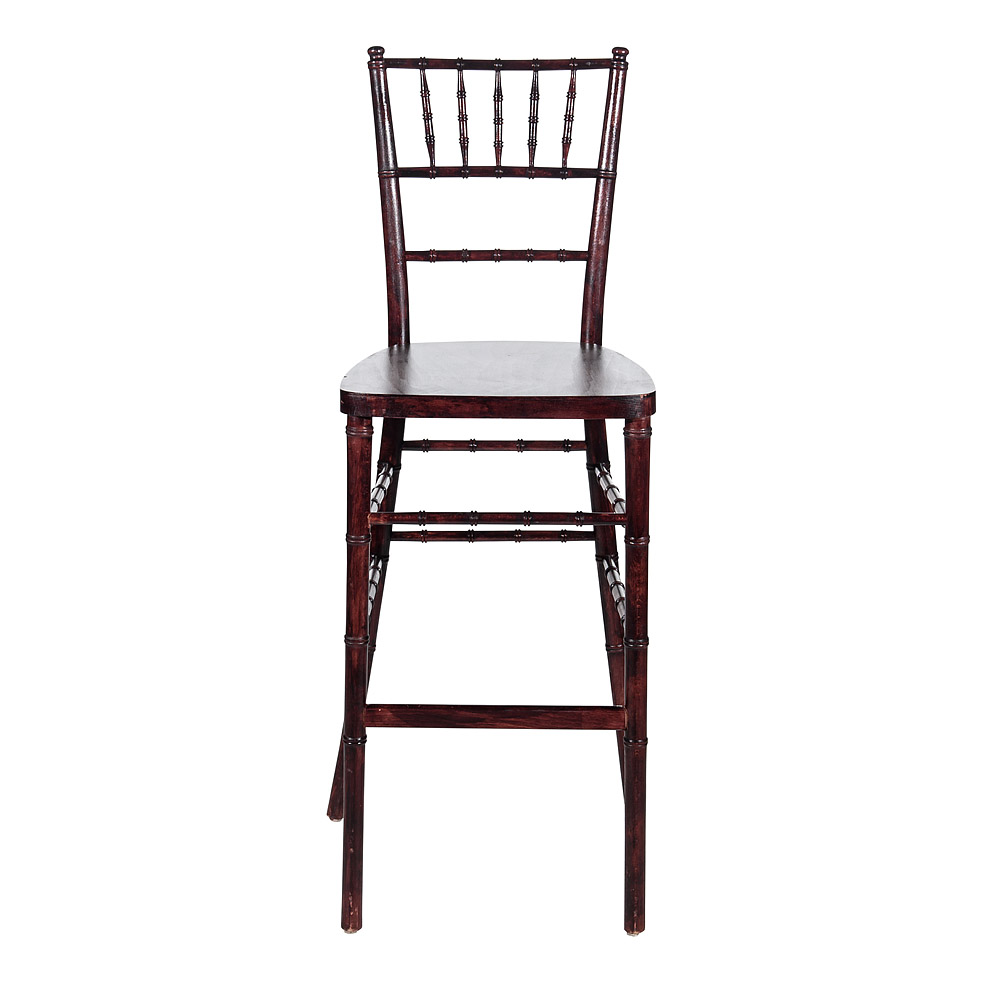 Chiavary Bar Stool Mahagony.