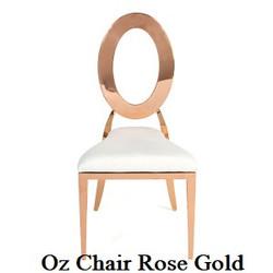 Rose Gold White Oz