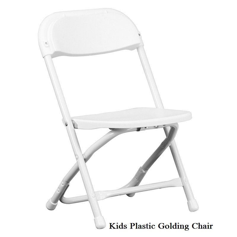Kids Plastic Folding Chair