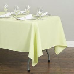 Rectangular Tablecloth Tea Green