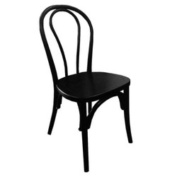Bentwood Chair Black