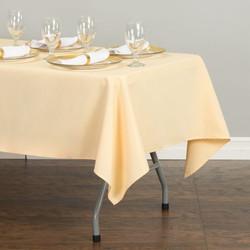 Rectangular Tablecloth Cantaloupe