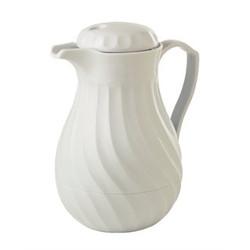 White Coffee Pourer