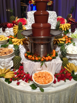Chocolate Fountain