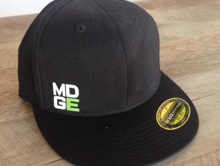 MDGE DISC GOLF HAT