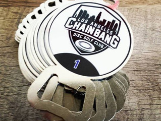 Los Angeles ChainBang Disc Golf Club