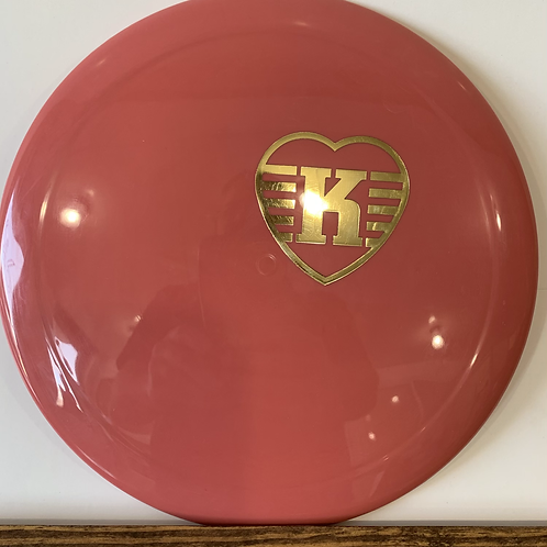 GRYM K1 HEART K Stamp