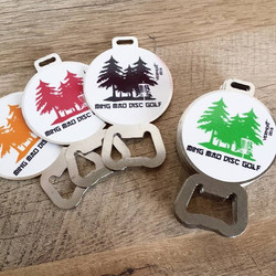 Tags for Ming Mao DGC #discgolf #discgolfbagtags #616disc #discgolfeveryday #growthesport #pdga