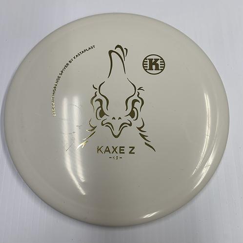 KAXE Z K3