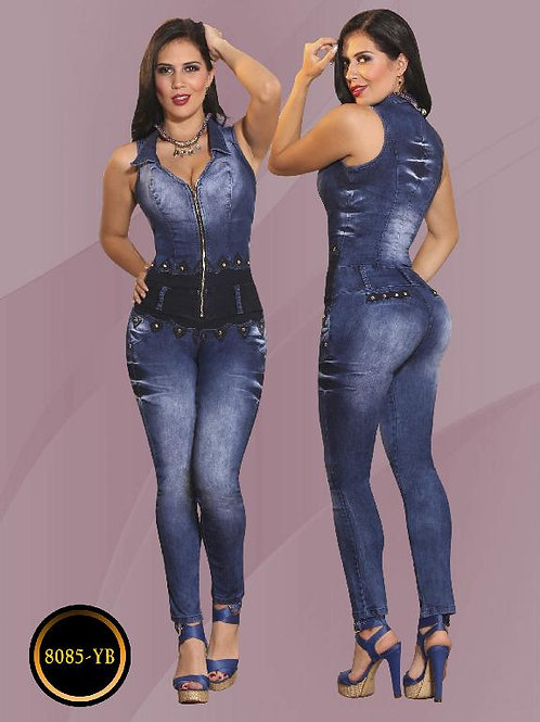 Yes Brazil Ebano Jumpsuit 8085