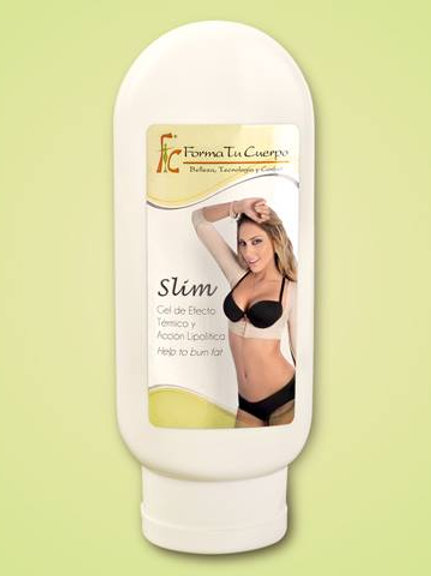 Slim Gel for Body Slim with Thermal Effect & Lipolytic Action