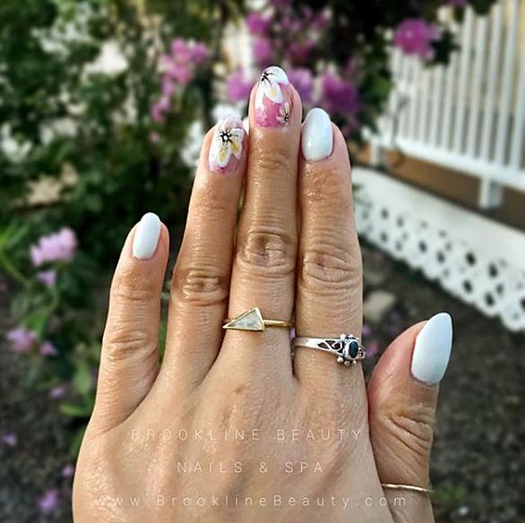 Brookline Beauty Nails Spa Nails Facials Waxing Eyelash Ext