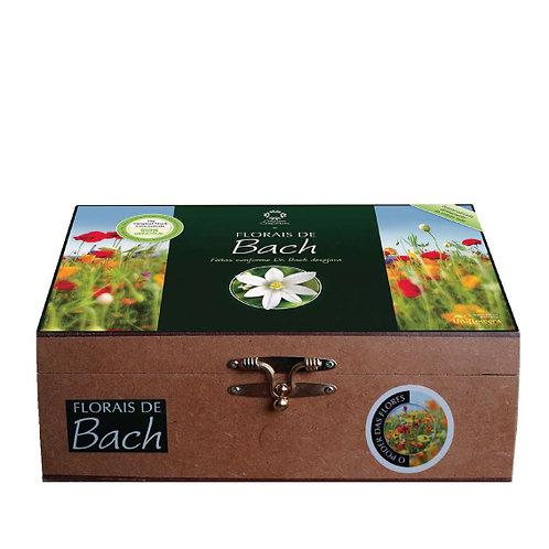 Kit Completo de Florais de Bach de Estoque