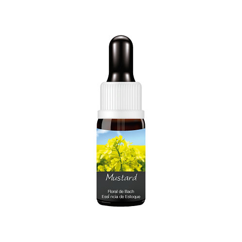Floral de Bach Mustard