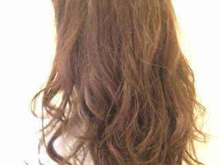 明るくツヤのある髪へ♪