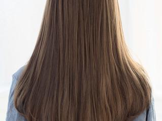 360° どこから見ても美しい髪に導きます♪