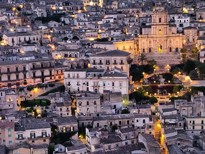 Finding meaning, in Modica