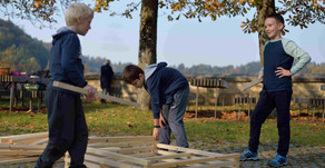 Priročnik za izvajalce delavnic za promocijo prostorske kulture med mladimi