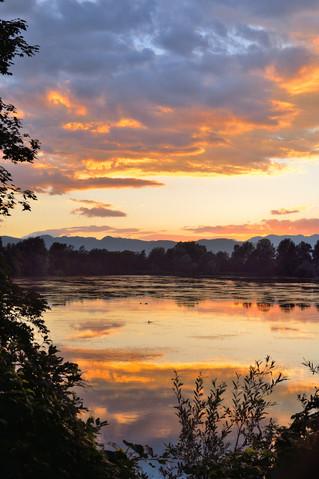 jezero Vrbje Žalec