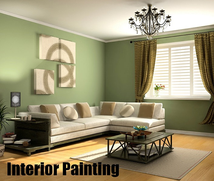 Interior And Exterior Painting Contractor