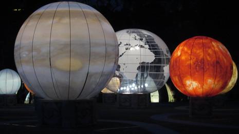 La Terra Al Centro Dell Universo
