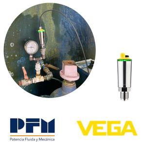 Sensor de presión VEGABAR 28